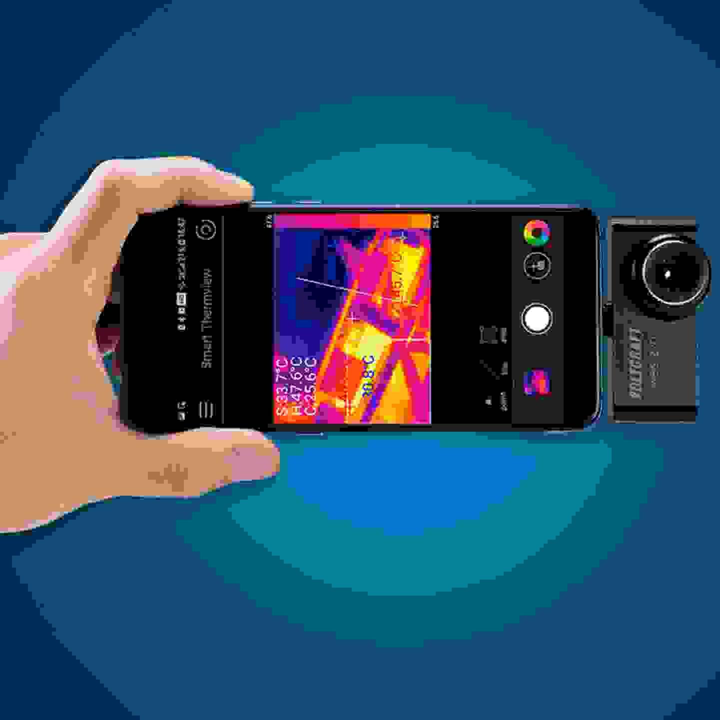 Voltcraft - Wärmebildkamera »