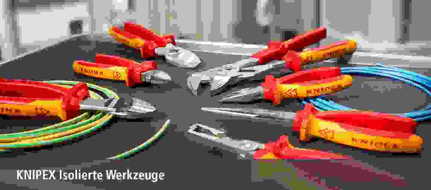 KNIPEX Isolierte Werkzeuge