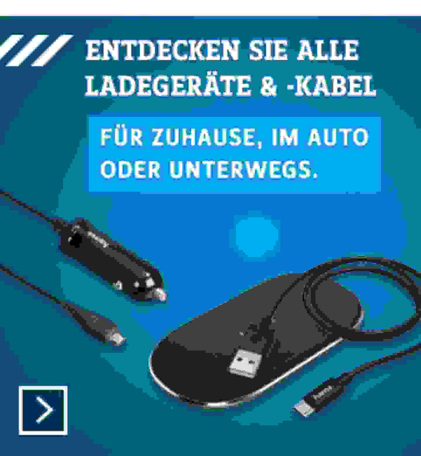 Hama Ladegeräte / -kabel