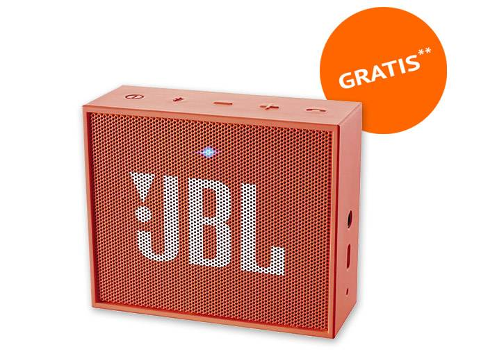OSRAM Vorteilsaktion Gratis JBL Bluetooth Lautsprecher