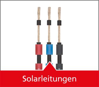 Solarleitungen