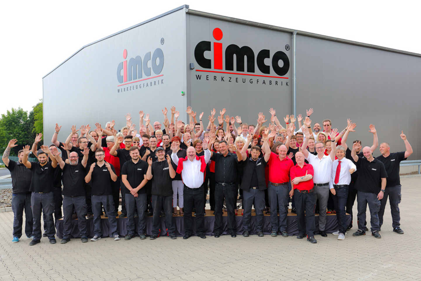CIMCO Gruppenfoto