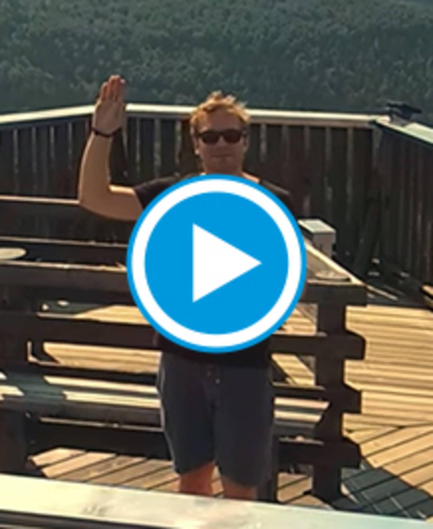 MantisQ - faltbare Kameradrohne - Video Gestensteuerung