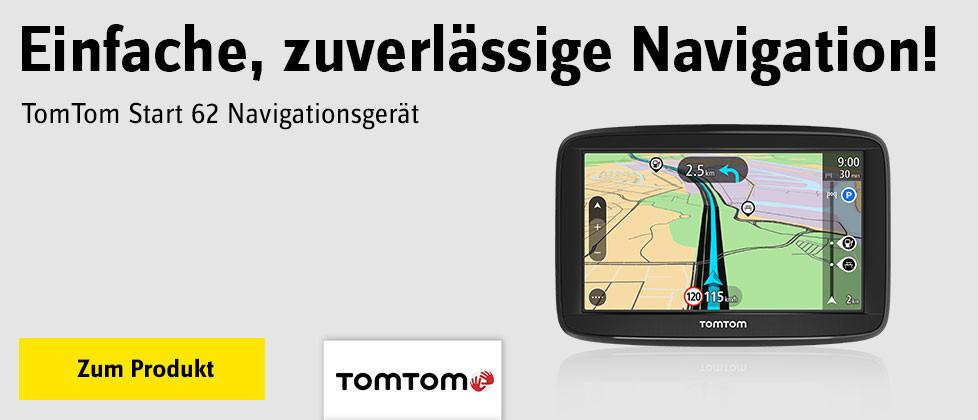 TomTom Start 62 Navi