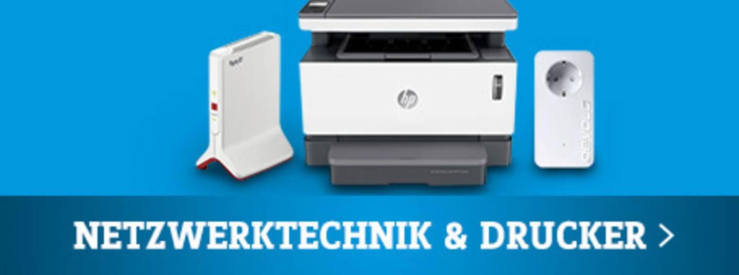 Netzwerktechnik & Drucker Highlights