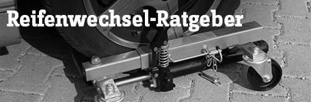 Conrad Ratgeber Reifenwechsel