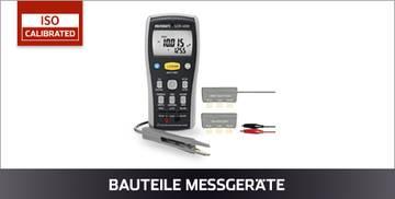 VOLTCRAFT Bauteilemessgeräte ISO kalibriert