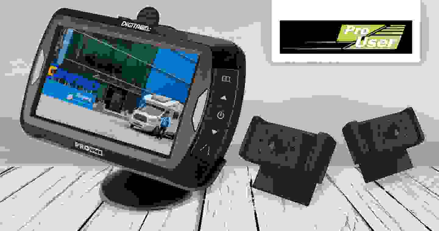 ProUser - DRC4320 Funk-Rückfahrvideosystem
