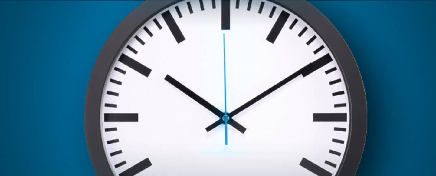 Zeitumstellung - Funkuhren stellen sich automatisch um