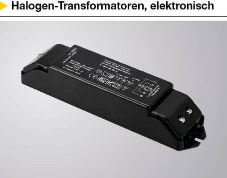 Halogen-Transformatoren, elektronisch