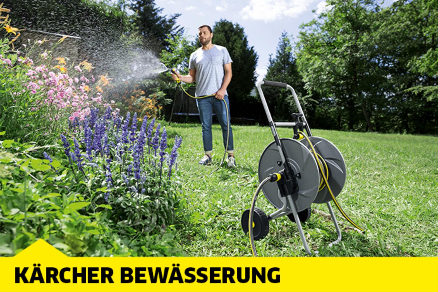 Kärcher Bewässerung