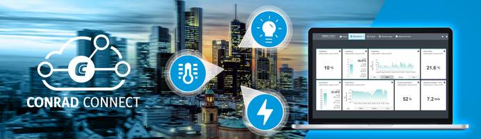 Conrad Connect - Ihre IoT-Plattform