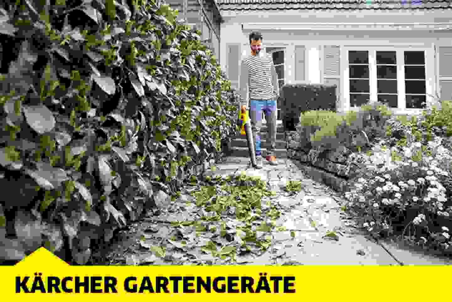 Kärcher Gartengeräte