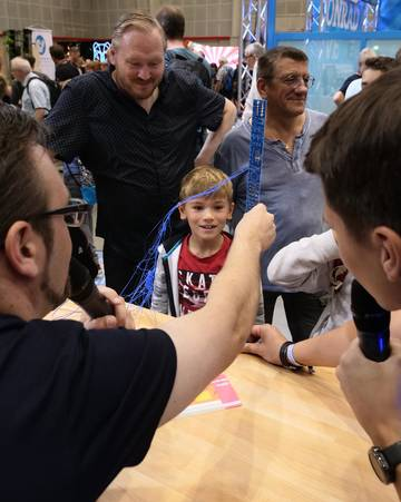 Maker Faire Hannover 2019 - Turm