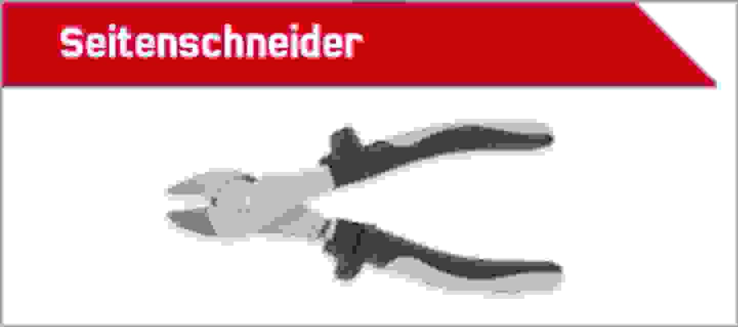 TOOLCRAFT Seitenschneider