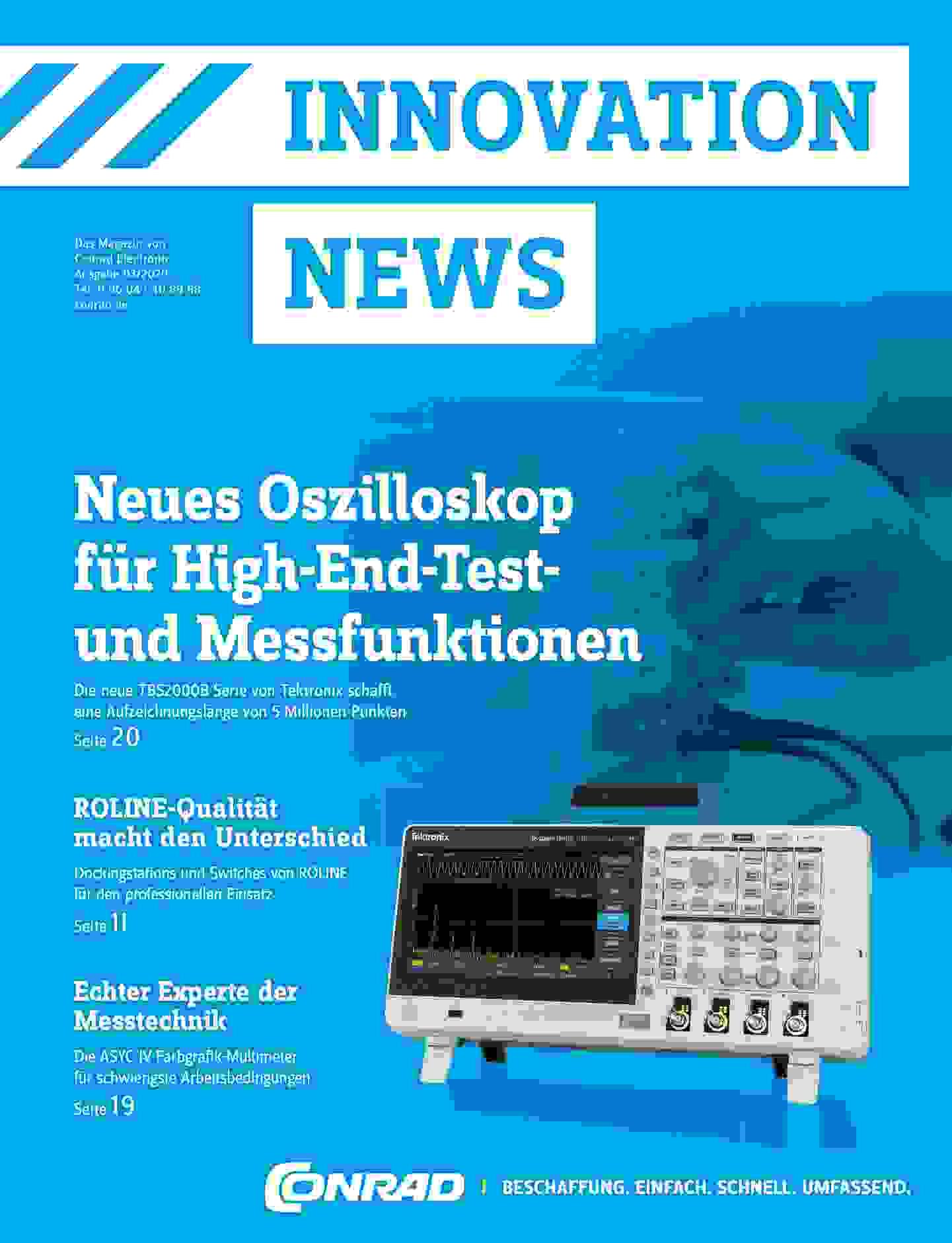 Innovation News Forschung & Entwicklung