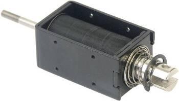 Blechbügel-Hubmagnet in Rahmenbauweise mit Rückholfeder