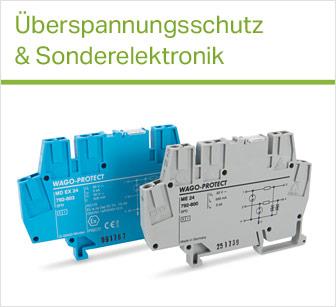 Überspannungsschutz & Sonderelektronik