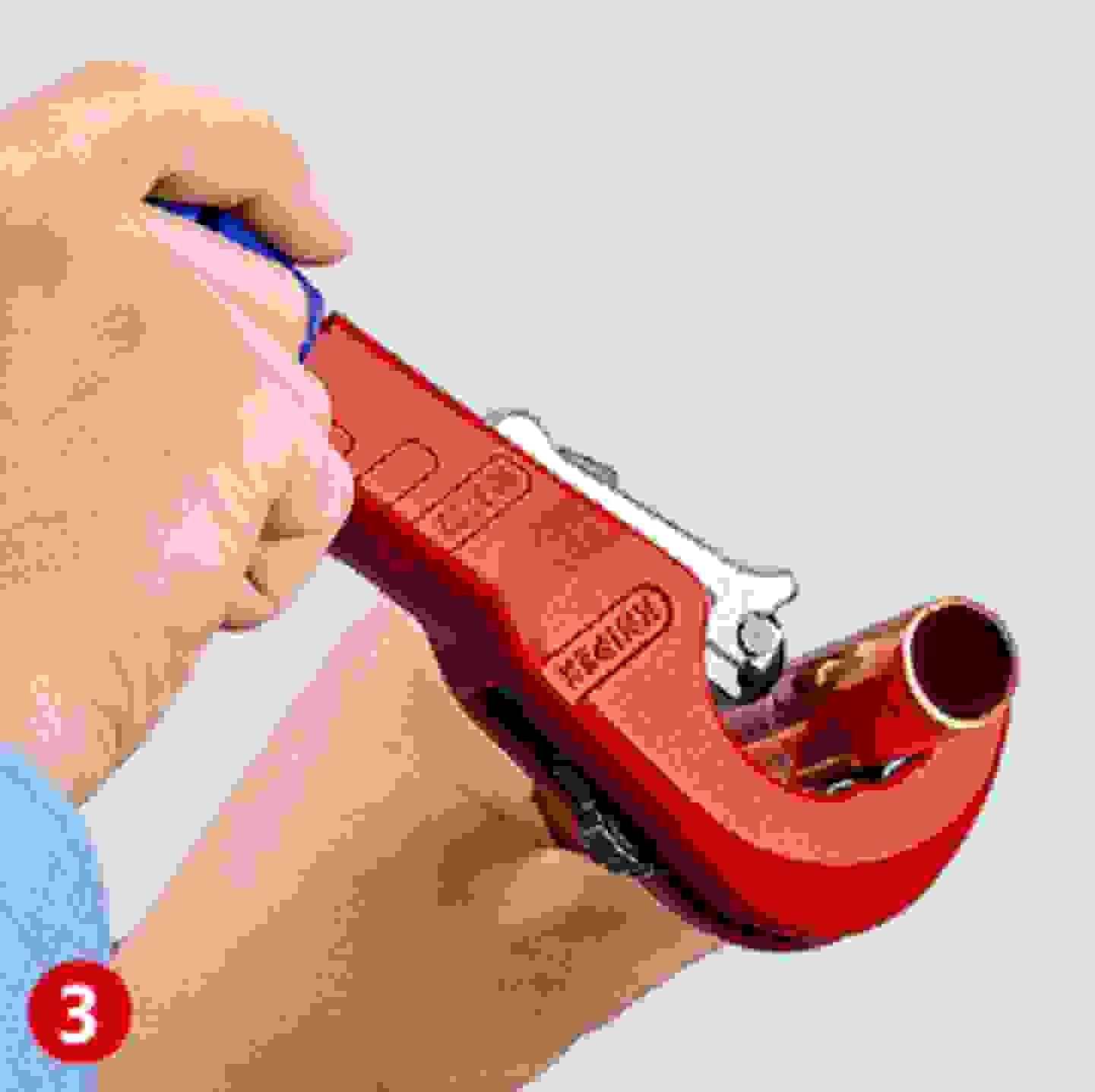 TubiX® Rohrabschneider