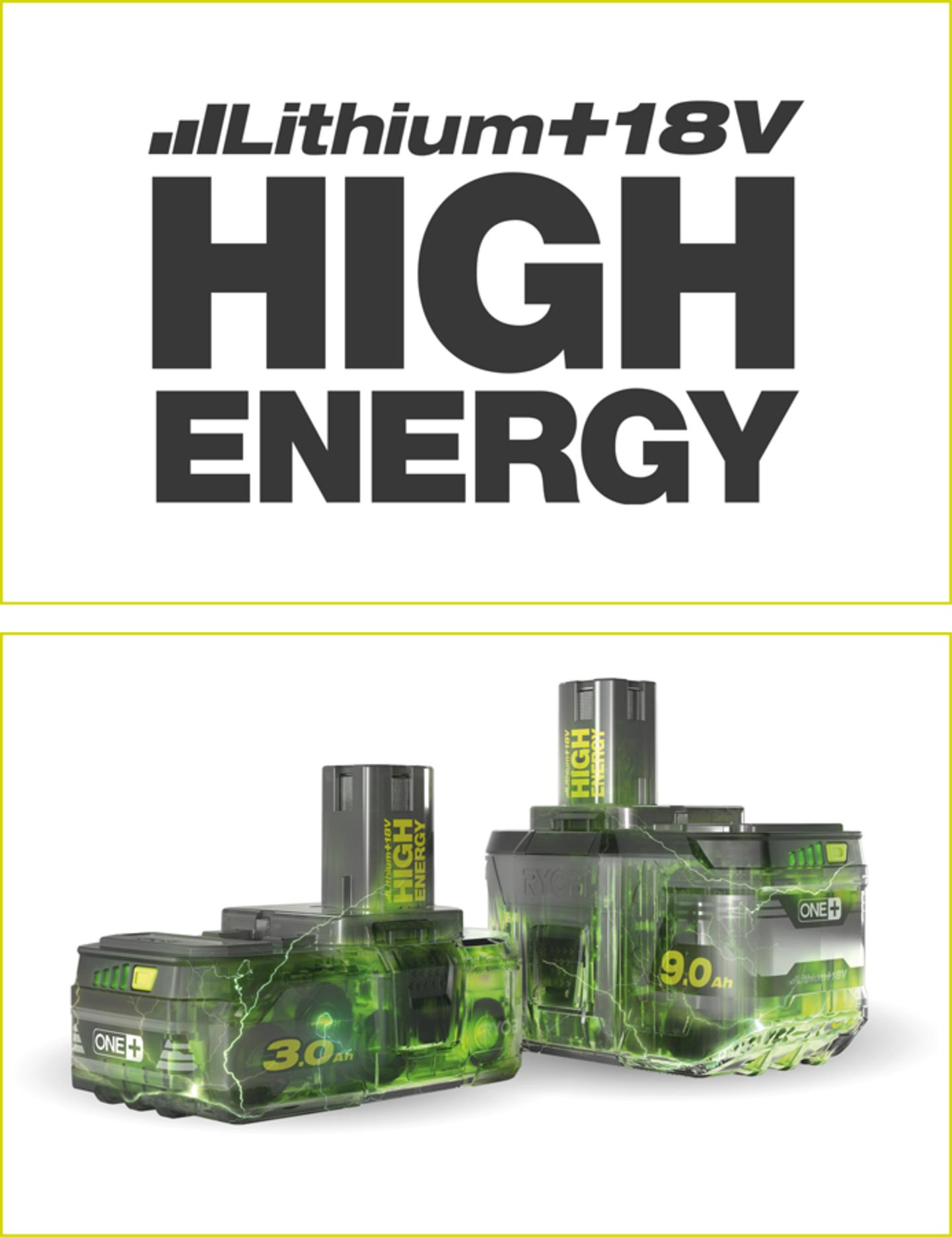 Lithium+ High Energy Akkus image