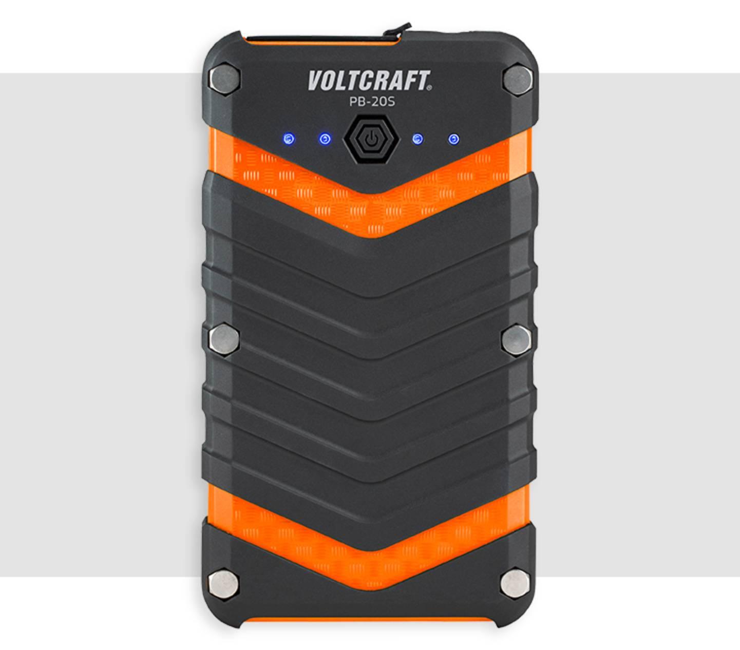 Voltcraft - Powerbank »