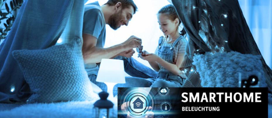 Smart Home - Smarte Beleuchtung