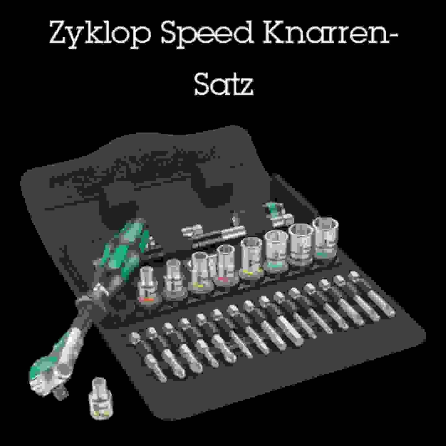 Zyklop Speed Knarren-Satz