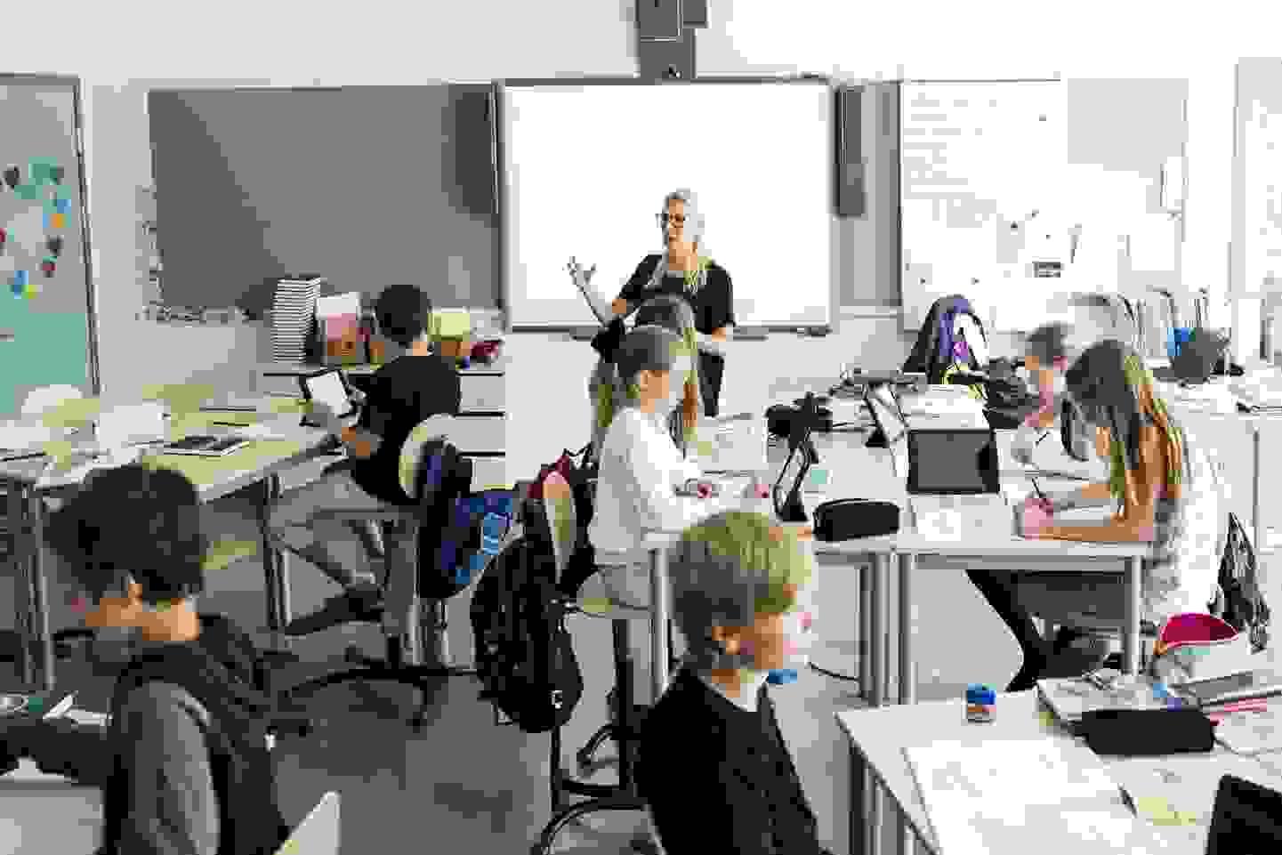 Betriebssysteme für Schulen
