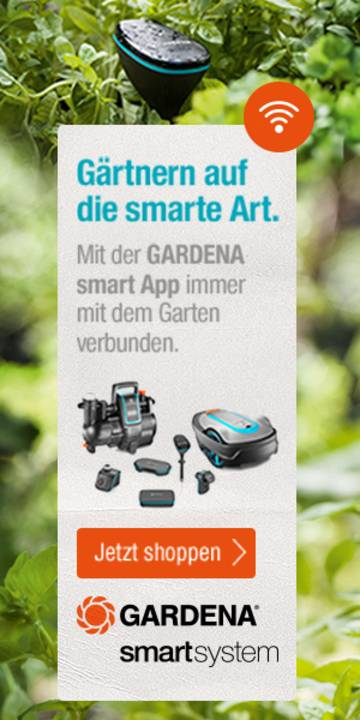 Gardena - smart system