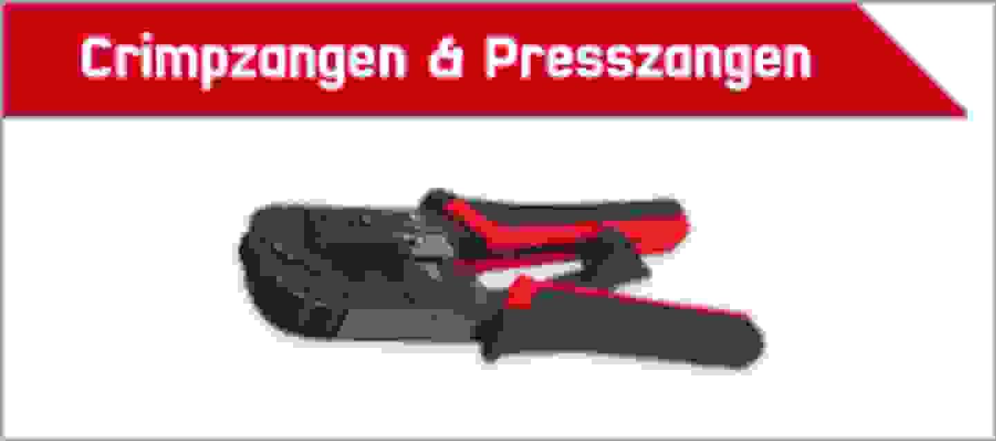 TOOLCRAFT Crimpzangen und Presszangen