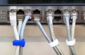 Kabel gebündelt
