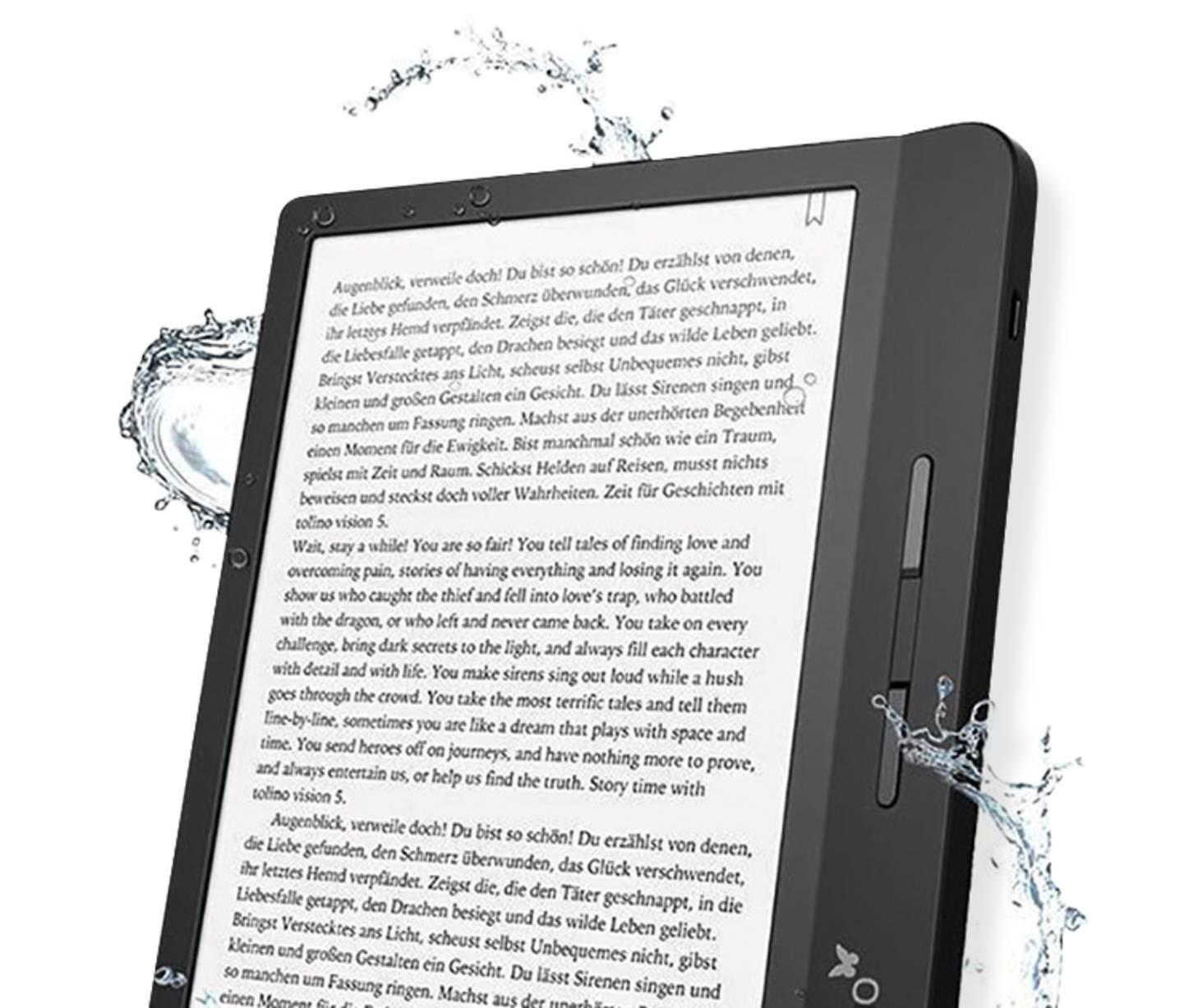 Tolino - Vision 5 eBook-Reader »