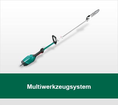 Bosch Multiwerkzeugsystem