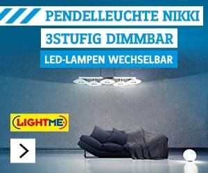 LightMe Deckenleuchte