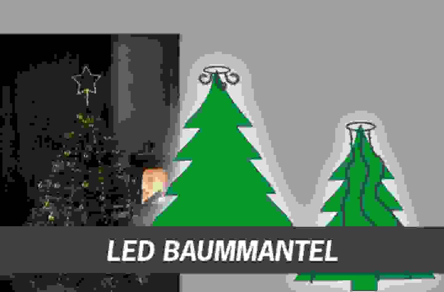 LED Baummantel