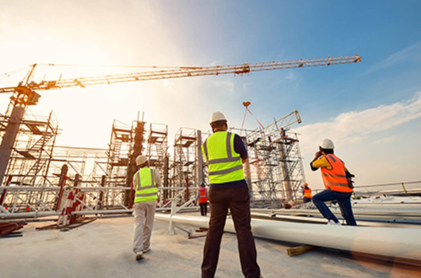 Bau und Handwerk