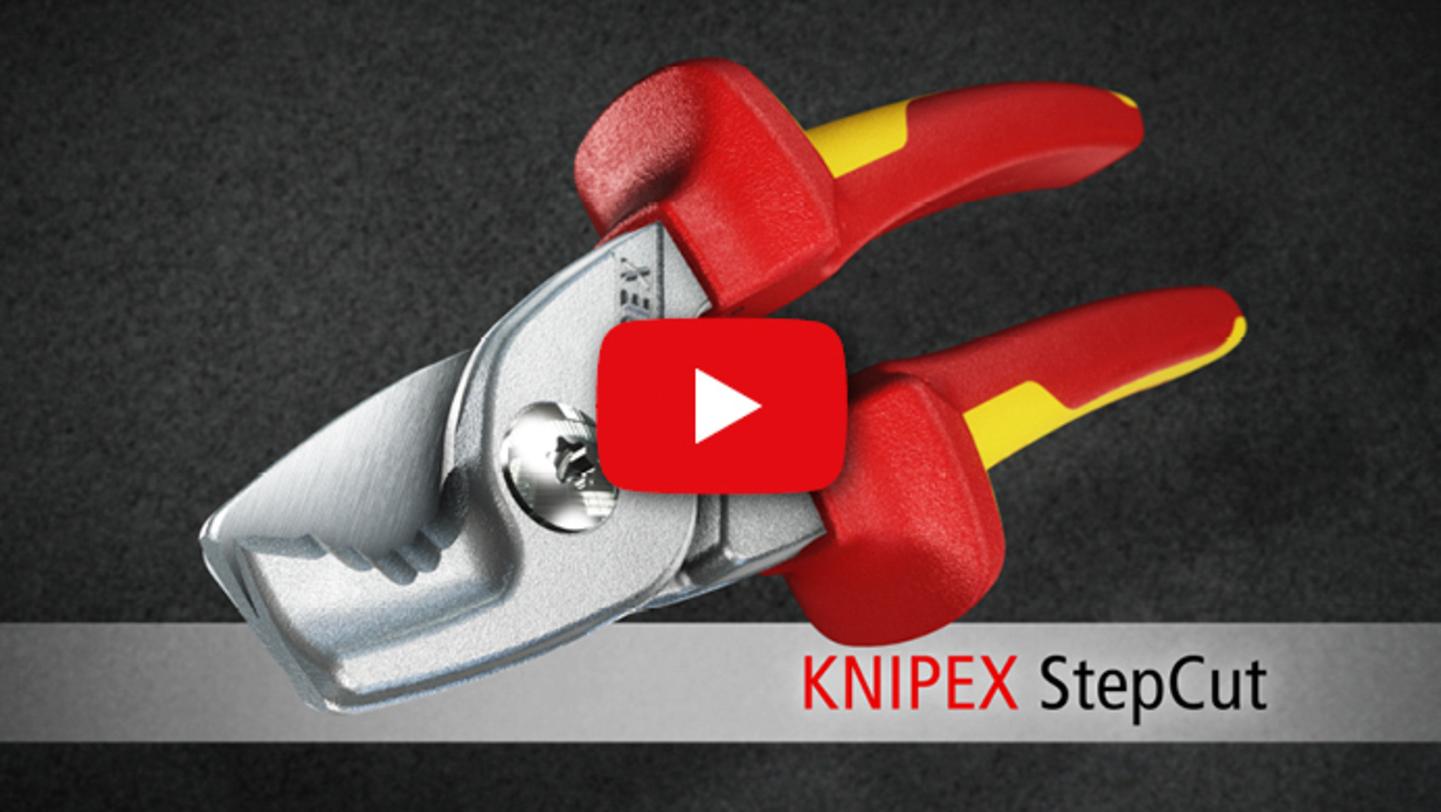 KNIPEX StepCut