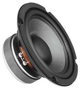 Lautsprecher mit einer Belastbarkeit von 300 W
