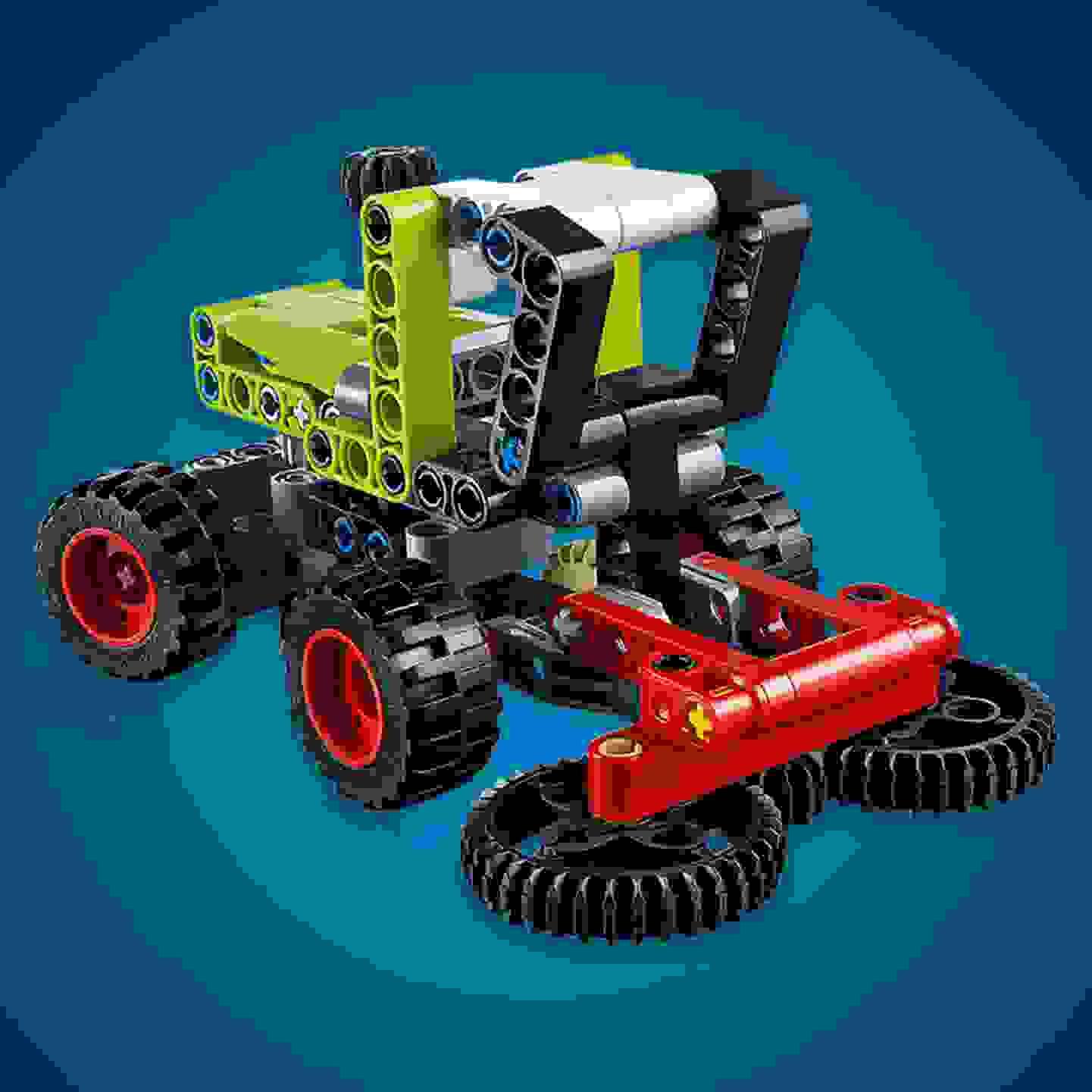 Lego - Mini Claas Xerion »
