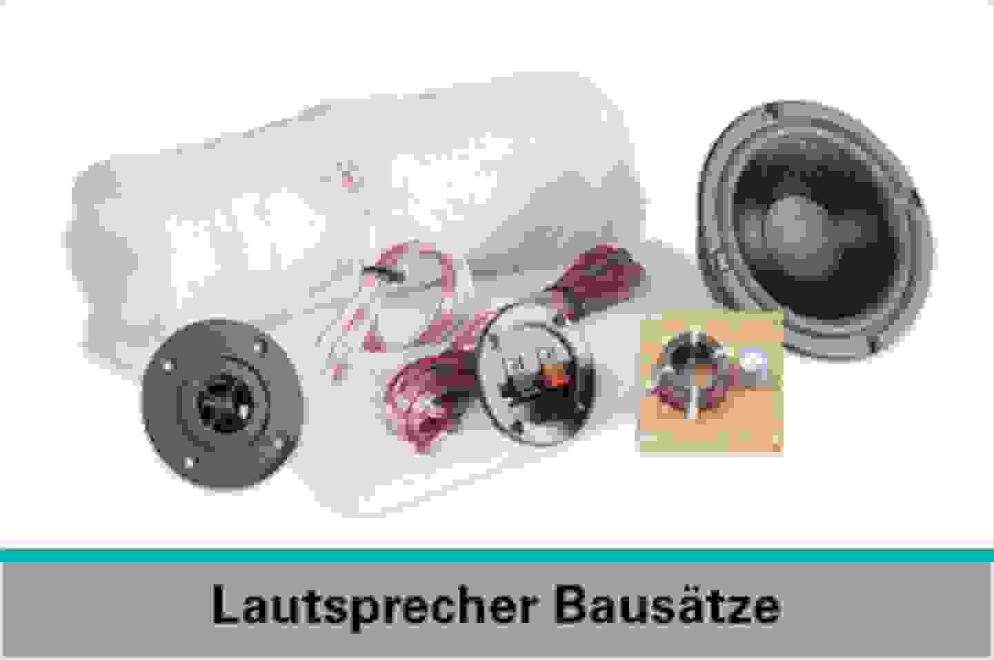 Speaka Professional Lautsprecher Bausätze
