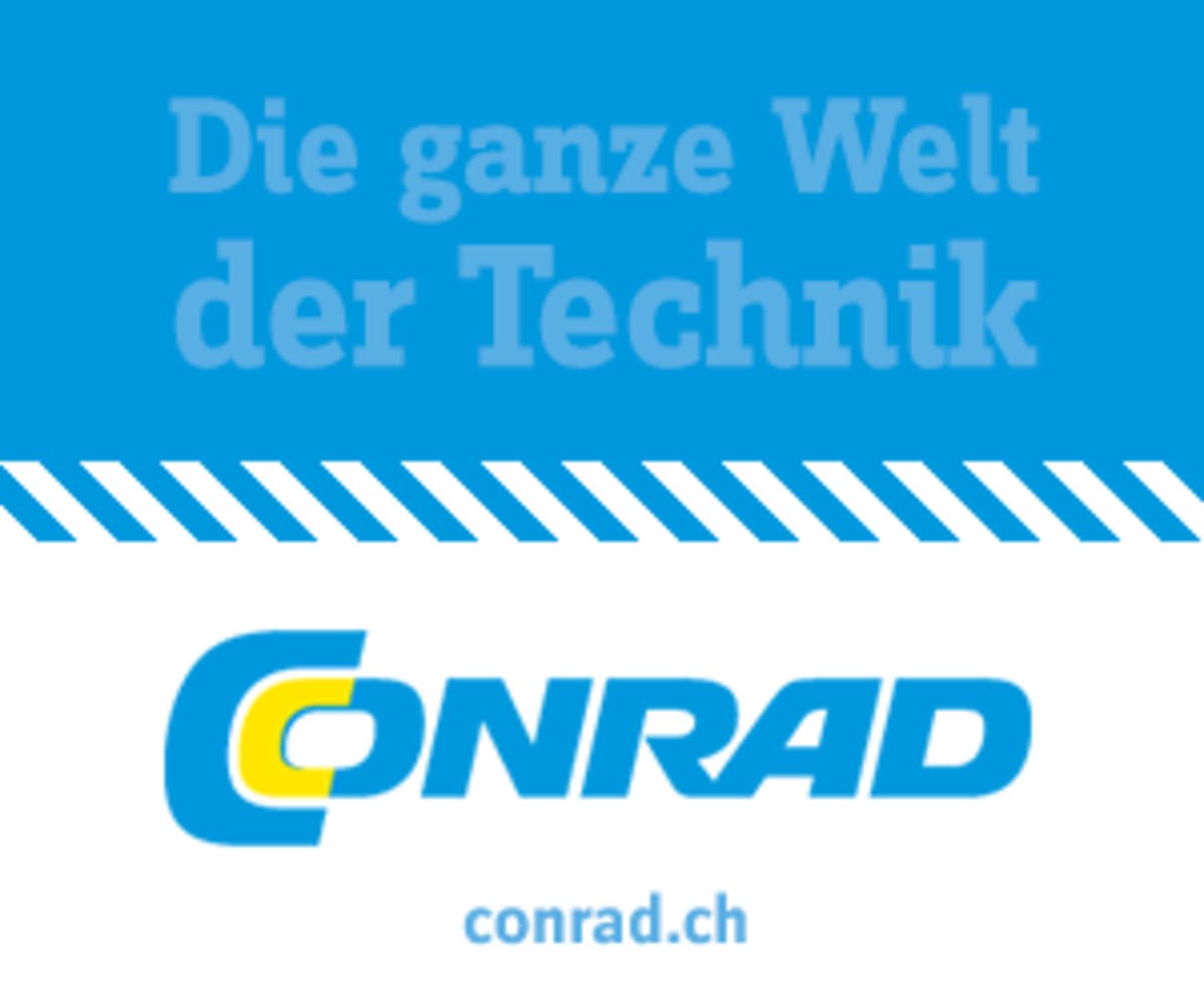 Conrad Werbebanner