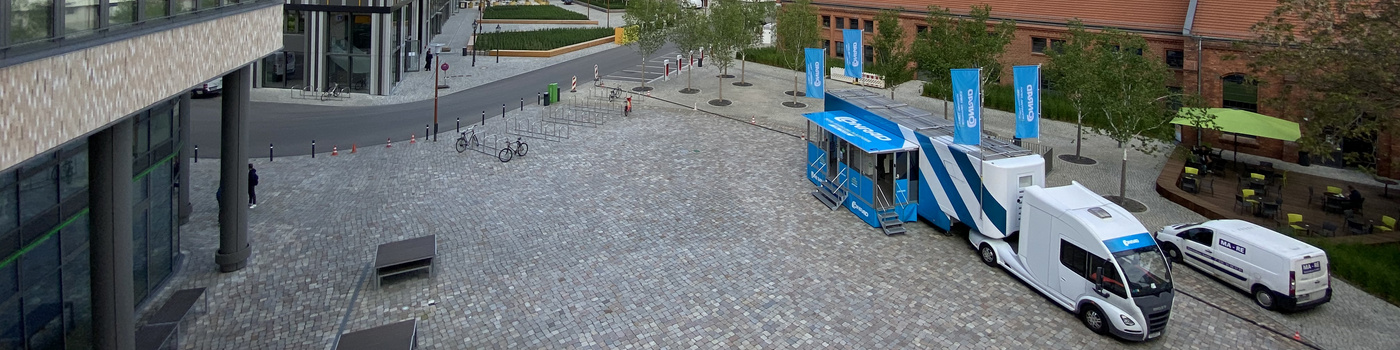 Roadshow Berlin