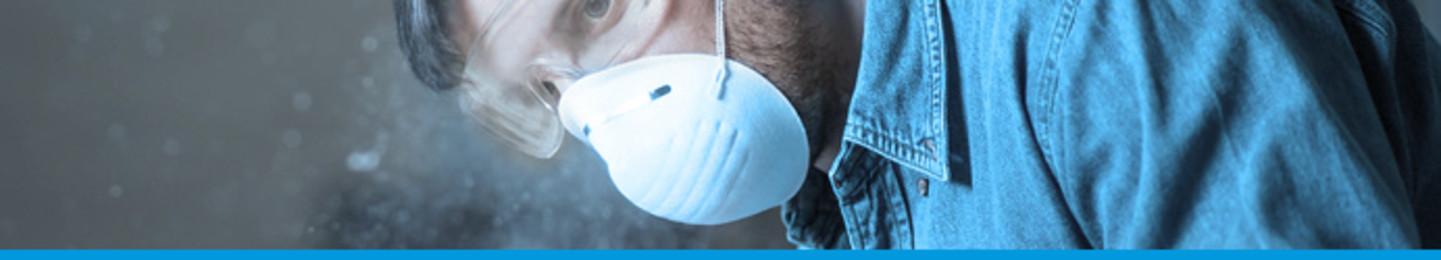 Mund- und Atemschutz »