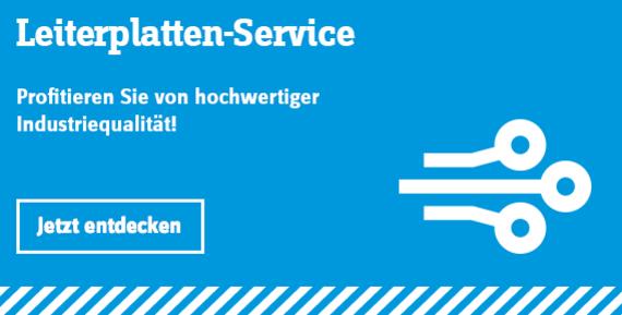 Leiterplatten-Service