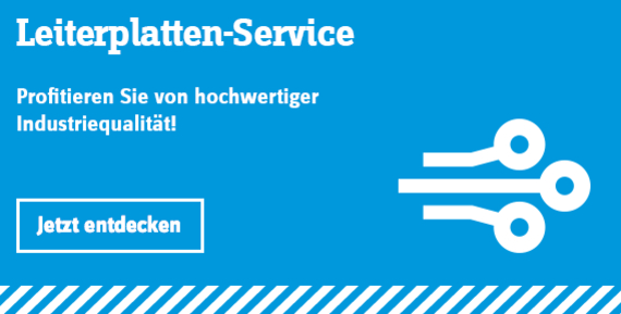 Leiterplatten-Service