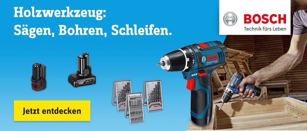 Bosch - Holzwerkzeuge »