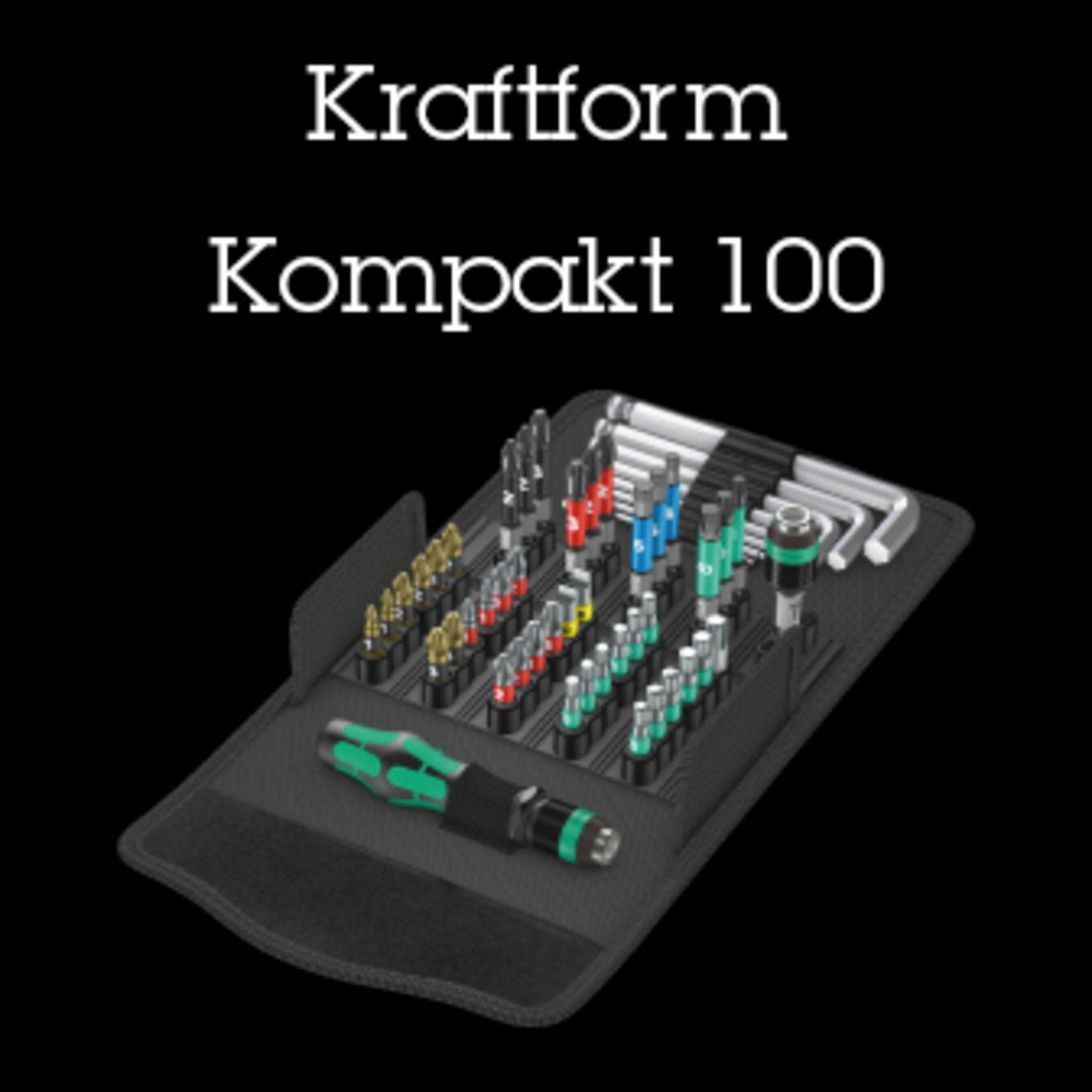 Kraftform Kompakt 100