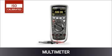 VOLTCRAFT Multimeter ISO kalibriert