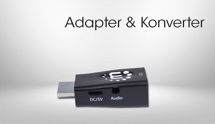 Adapter & Konverter