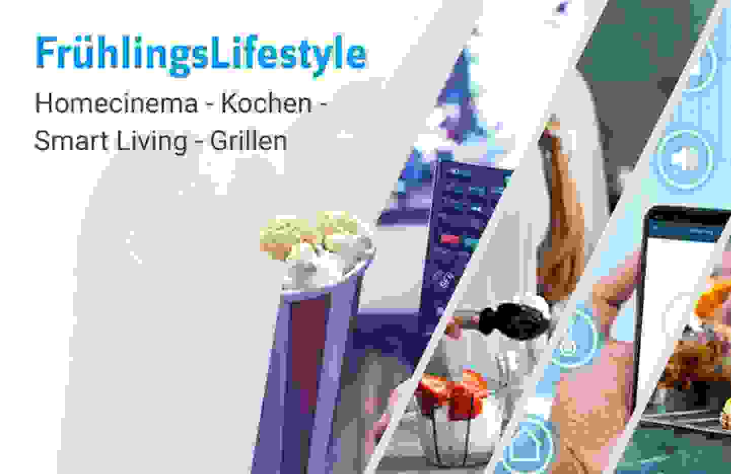 FrühlingsLifestyle - Jetzt mehr erfahren »